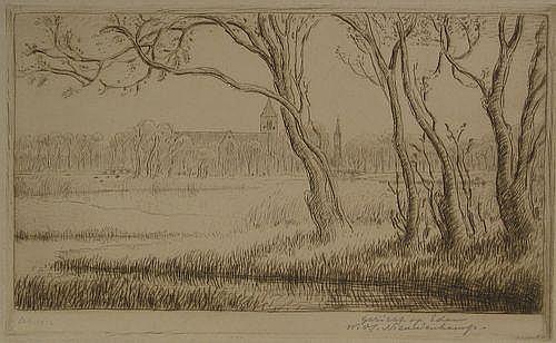 Nieuwenkamp, W.O.J. (1874-1950).