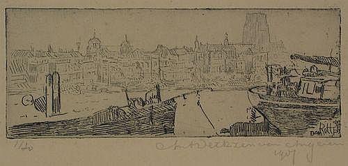 Derkzen van Angeren, A.P. (1878-1961).