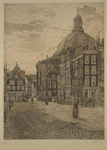 Haverkamp, G.C. (1872-1926). Stromarkt