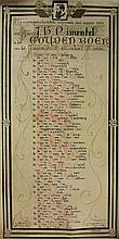 [Judaica and hebraica]. Mendels, S.