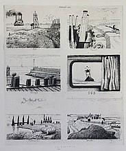 Berserik, H. (1921-2002). Vijf maal Zeeland.