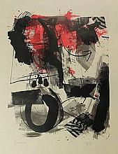 Asselbergs, G. (1938-1967). Wie wacht. Lithograph,