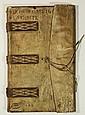 [Belgium. Antwerp]. Cashbook. Antwerp, 1624-1645,