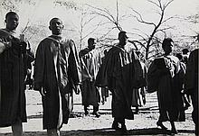 Freed, L. (1929-2006). (Black students in gowns