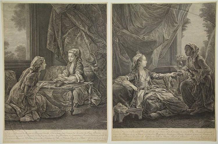 Beauvarlet, J.F. (1731-1797).