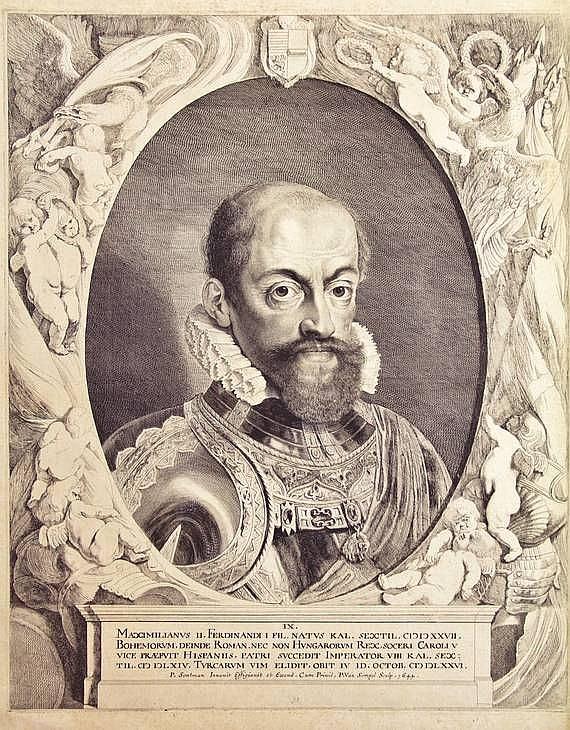Sompel, P. van (±1600-±1650). Ferdinand I.