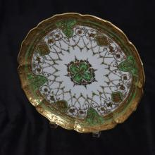 RC Nippon Art Nouveau Hand Painted with Gold Moriage cira early 1900's
