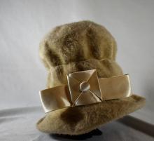 Vintage Women's Mystere Hat