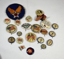 Vintage Button Lot 217