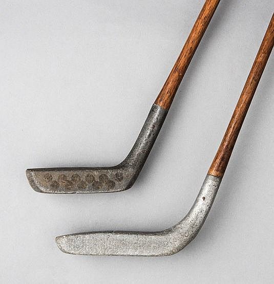 Jack Randall of Sundridge Park patent aluminium putter,  No. 21186522,