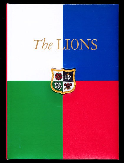 Signed Limited Deluxe Edition Rugby: Lions R.F.C.,  Walmsley (D.) The