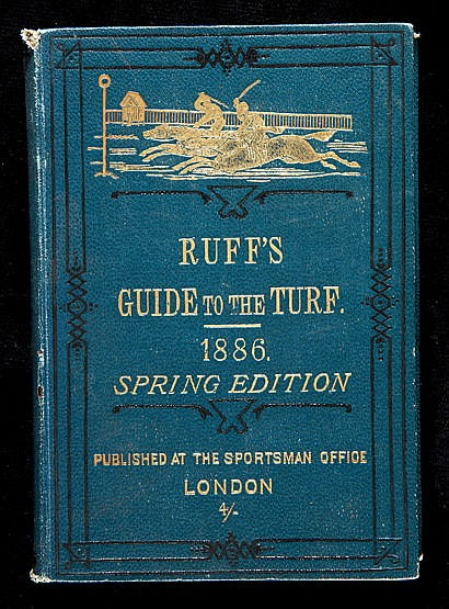 Ruff's Guide to the Turf,  various Spring & Winter editions dating bet