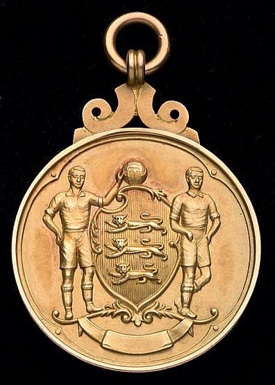 Jack Crompton Manchester United 1948 F.A. Cup winner's medal,  inscrib