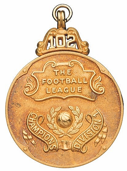 Lee Clark Fulham Football League Division One Championship medal seaso