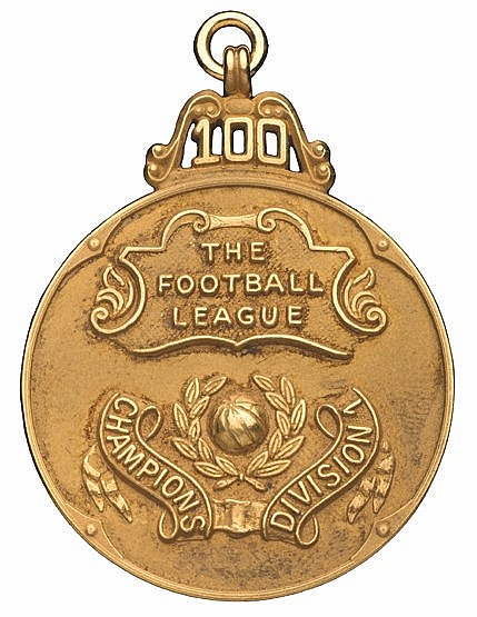 Lee Clark Sunderland Football League Division One Championship medal s