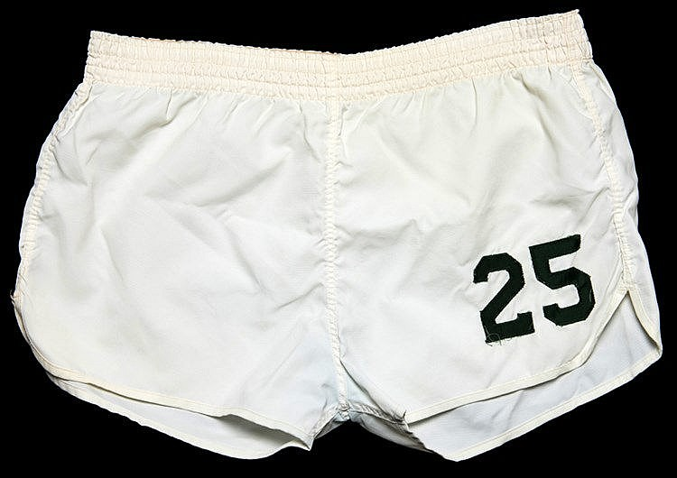 Carlos Alberto Championship Season match-worn shorts from the Cosmos v