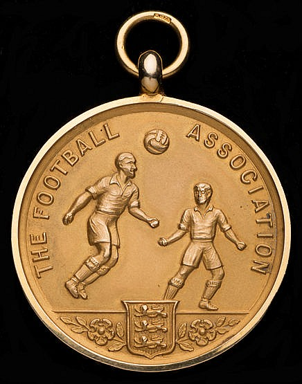 Alun Evans's Liverpool 1971 F.A. Cup Final runners-up medal,  inscribe