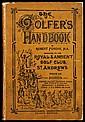 Forgan (Robert) The Golfer's Handbook, 8vo.,