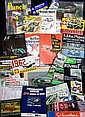 Motor racing programmes and ephemera 1956-2006,