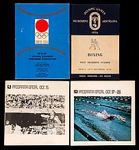 Olympic Games programmes