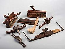 Tom Morris Snr. golf club making tools