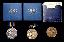 The collection of the Jewish Soviet Olympic gold
