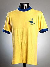 Peter Storey's yellow Arsenal 1971 F.A. Cup final