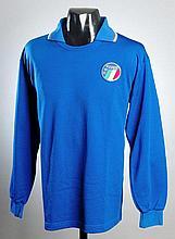 Paolo Maldini: a blue Italy No.13 international