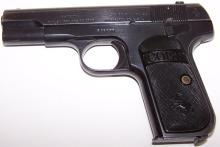 *COLT MODEL 1903 HAMMERLESS SEMI-AUTOMATIC PISTOL