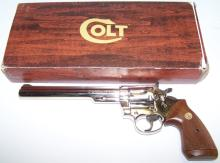 COLT MODEL TROOPER MKIII DOUBLE ACTION REVOLVER