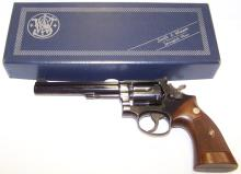 SMITH & WESSON MODEL 14-2 DBL ACTION REVOLVER