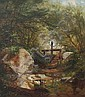 MARCUS WATERMAN PAINTING, Marcus A Waterman, Click for value