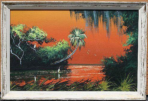 HAIR, Alfred, (American, 1941-1970): Florida