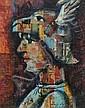 LUIS SOLARI MERCURY COLLAGE, Luis Solari, Click for value
