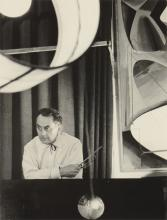 MAN RAY PORTRAIT PHOTOGRAPH