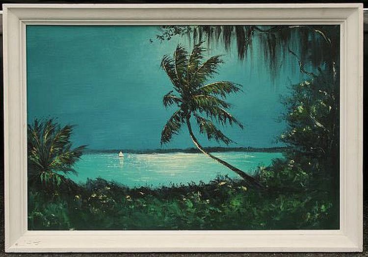 McCLENDON, Roy (American, 20th C.): Florida