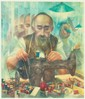 GEORGE RUSSIN TAYLOR LITHOGRAPH, George Russin, Click for value