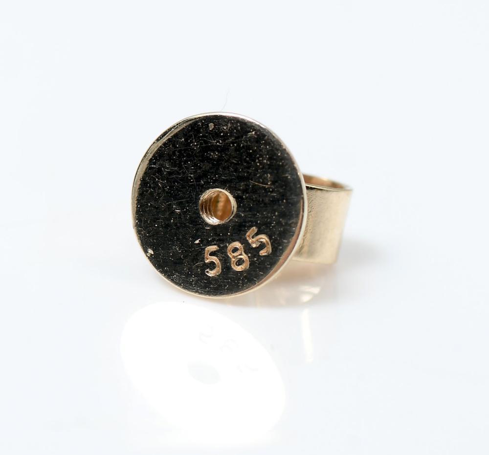 14K 16.94 CTW DIAMOND & EMERALD CHANDELIER EARRINGS