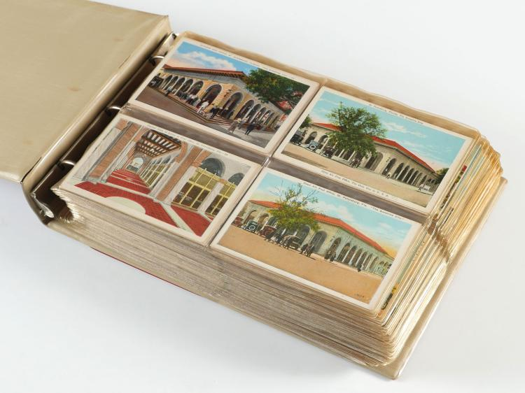 480+ VINTAGE ST. PETERSBURG FL POSTCARDS