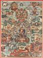 305: TIBETAN THANGKA