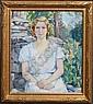 RICHMOND, Agnes M., (American 1870-1964): ''Young, Agnes Millen Richmond, Click for value