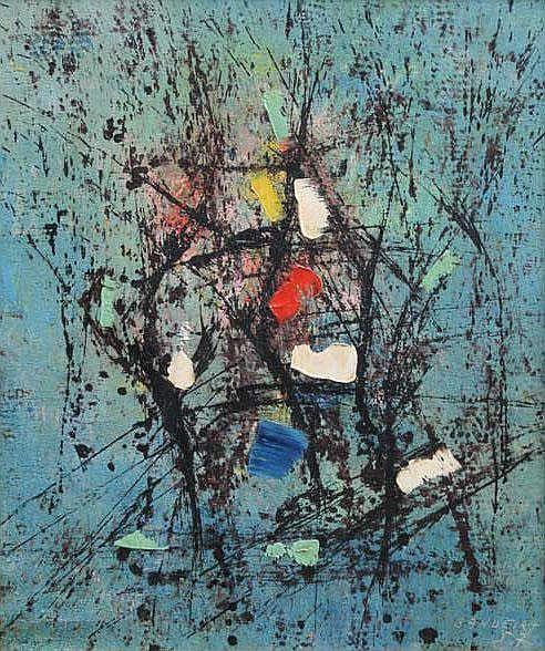 BANDEIRA, Antonio, (Brazilian, 1922-1967):