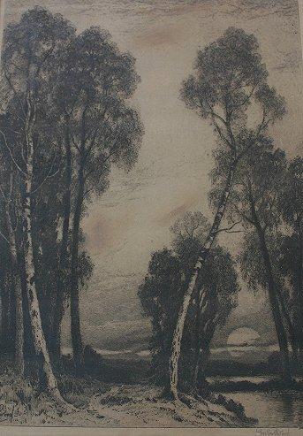 FULLWOOD, John, (English, 1854-1931)