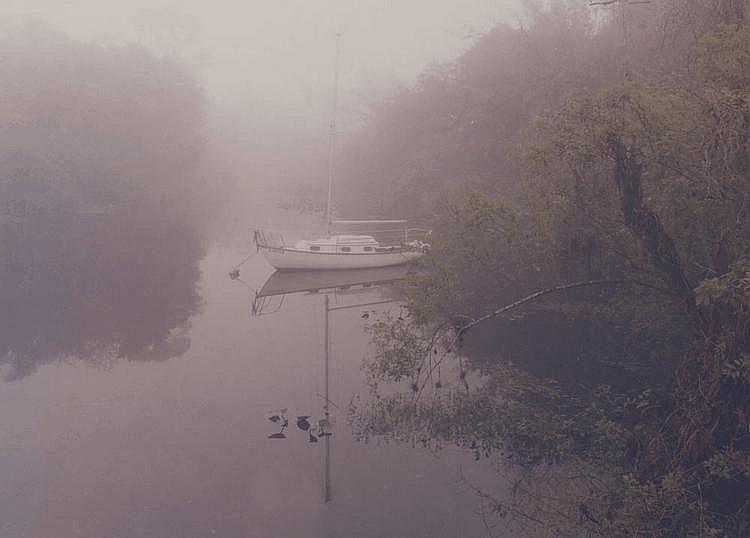 CLYDE BUTCHER MISTY DREAM PHOTOGRAPH