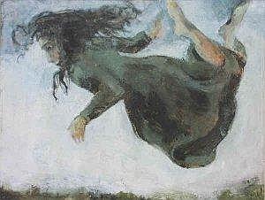 SAMIRA ABBASSY, Oil on Paper,