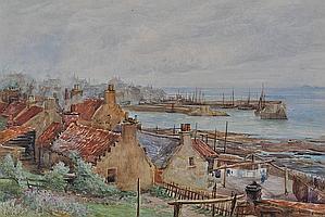 William Carlaw (1847-1889) Watercolour