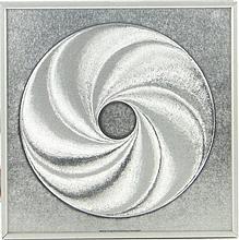 Patrick Dupre A pair of etchings on aluminium