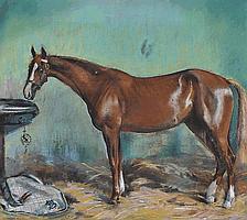 Alfons Purtscher (Austrian 1885-1962) Coloured