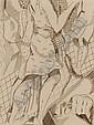 JORIS MINNE (1897-1988), etching,