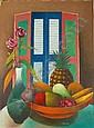 JACQUES-ENGUERRAND GOURGUE (20th Century Haitian, Jacques Gourgue, Click for value